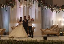 Wedding of Ardi & Helga by MC Samuel Halim