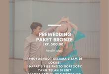 Prewedding Price list by Widzuvisuals
