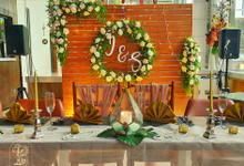 Wedding Iwan & Selly by Phalosa Event Decoration & Table Setting