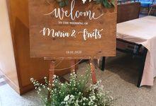 Dekor 100 Eatery & Bar by nanami florist