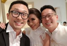 Wedding of Fred & Kallista by MC Samuel Halim