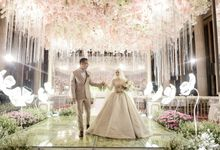 The Wedding of Donny & Novi by Cappio Photography