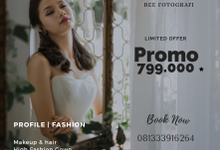 Pricelist FOTO by Bee Bridal Center