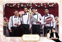 Benny & Liany Wedding by Foto moto photobooth