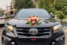 Paket Wedding Car Event Mobil Toyota All New Fortuner by OkeDeal.Car / Specialist Wedding & Daily Rent Car