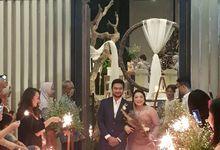 Wedding Reception of Alfaraby & Anissa by DJ Perpi
