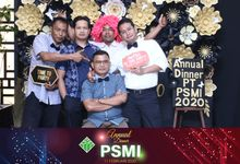 Event Annual Dinner PSMI 2020 by Foto moto photobooth