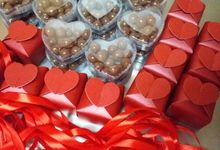 Wedding Party Favors Philippines by Megabites Chocolate