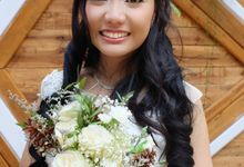 Wedding Of Michelle & Glenn by Tasya Tiddy Make Up Artist