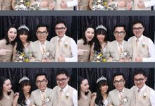 Tiko & Maria Wedding by Foto moto photobooth