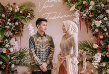 Vini's Engagement by Behind the scene
