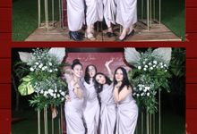 Ina & Andre Wedding by Foto moto photobooth
