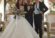 Wedding Of Richard & Stella by MC Samuel Halim