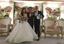Wedding Of Richard & Stella by MC Samuel Halim