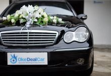 Paket Wedding Mercedes Benz C240 by OkeDeal.Car / Specialist Wedding & Daily Rent Car