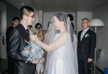 The Wedding of Chrissandy & Edhifa @Eastern Opulence by Sola Fide Organizer