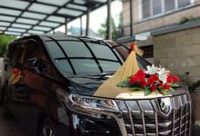 Toyota All New Alphard by OkeDeal.Car / Specialist Wedding & Daily Rent Car