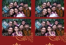 Dony & Bia Wedding by Foto moto photobooth