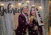 The Wedding of Gaby & Maulana by BTARI ORGANIZER