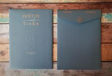 Justin & Tiara by Red Card