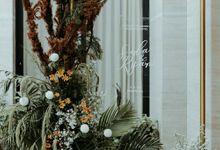 Pre-Wedding Prayer & Cultural Night of Seda & Ryan by MORS Wedding