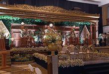 WEDDING LINTANG & HENRY by Asmoro Decoration