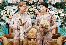 WEDDING RIA & BIMANTARA by Asmoro Decoration