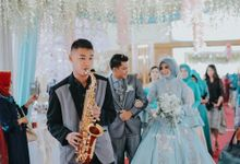 WEDDING KAKA & FAJAR by Asmoro Decoration