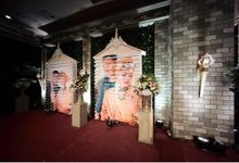 WEDDING TISA & DEMO by Asmoro Decoration