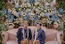 WEDDING FRISKA & YODAN by Asmoro Decoration