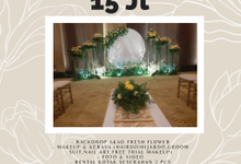 Flash Sale Akad Package by Kalla Wedding Decor