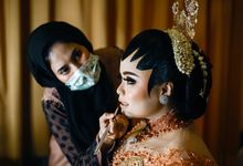 WEDDING AYU & DENY by Asmoro Decoration