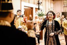 WEDDING AYU & DENY by Asmoro Decoration