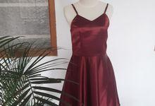 Custom Dress Basic by Dilona Dress
