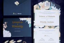Vianca & Winal Wedding Invitation by Gifu Invitation & Souvenir