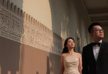 Prewedding  of Effendi &Helen by Yumi Katsura Signature