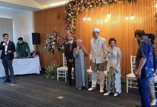 Wedding akad Imran & Petriana by DJ Perpi