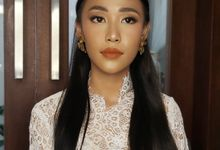 Classic Beauty Bridal Makeup by NIKENIKKI Makeup Artist