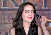 Client Makeup by Dollup Ladies By Simer Seth