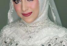 Reception Nabila Dan Haidar by Aisya Argubi