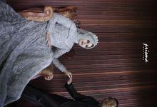 wedding moment evi & dimas by Prisma Wedding