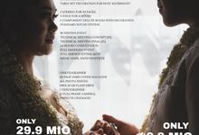 Intimate Akad/Holy Matrimony Wedding Package by darihati.organizer