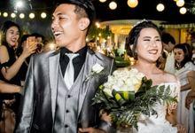 Monica & Luigi wedding by Yes Bali Wedding
