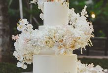 JEFF & VOURANDA by Amor Cake