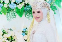 Intimate Wedding Di Rumah by Pagar Bagoes