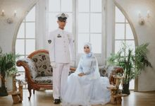Prewedding Indoor by Pagar Bagoes