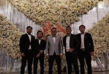 Acoustic Band for The Wedding of Aldi & Amelia At Grha Mahameru Jemursari Surabaya by InfinityMusic_entertainment