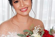 BRIDAL MAKEUP by House Of Doll Manila by JSingular