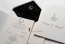 Chandelier Classic Invitation by Icreation