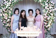Mathius & Liliana Wedding by Foto moto photobooth